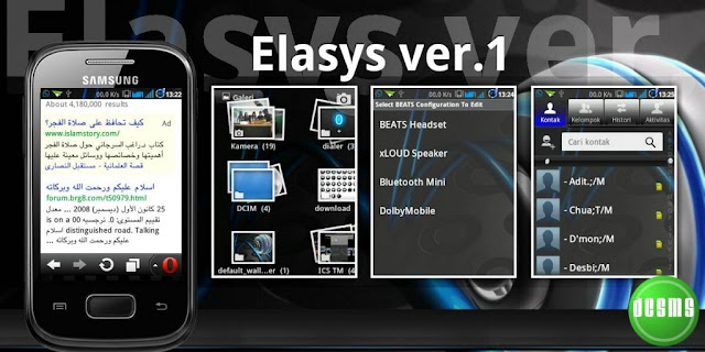Image result for elasys rom version 2
