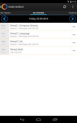 Camu - screenshot