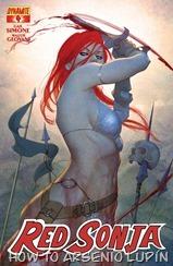 Actualización 12/12//2016: Agregados los retapados de Sword, los cuales, ademas de contener los números caídos, completan y finalizan el Volumen 2 de Red Sonja el cual consta de 18 números. Disfruten de la pelirroja mas mortífera de los comics :)