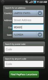 MasterCard PayPass Locator Screenshot 7