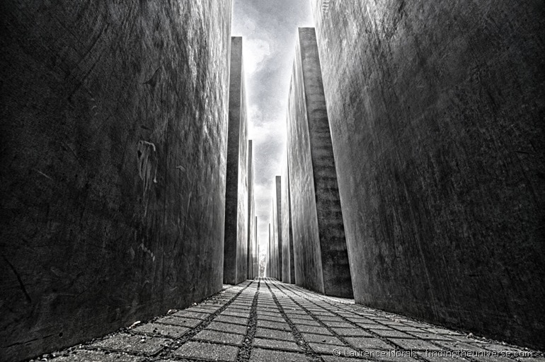 Holocaust Memorial HDR 1