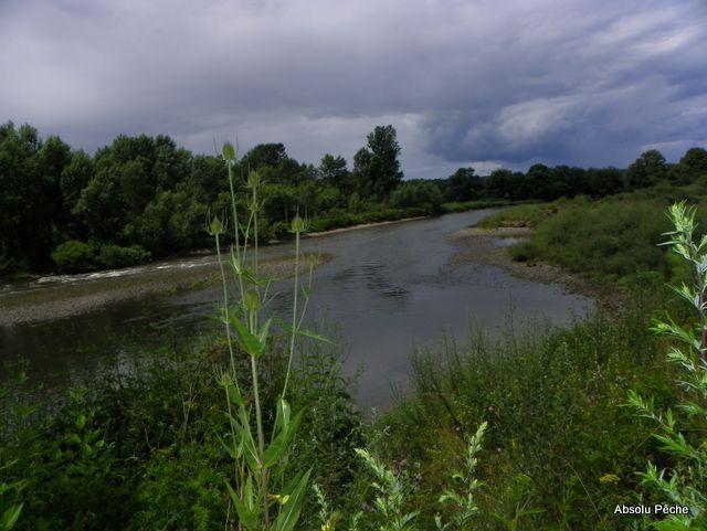 Loire au niveau d'Épercieux-Saint-Paul, aval, rive droite photo #1024