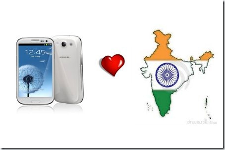 Samsung Galaxy III Coming To India