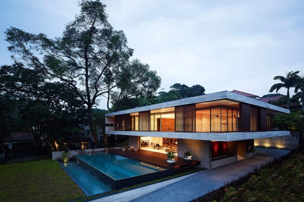 casa-moderna-con-piscina-arquitectos-ONG y ONG