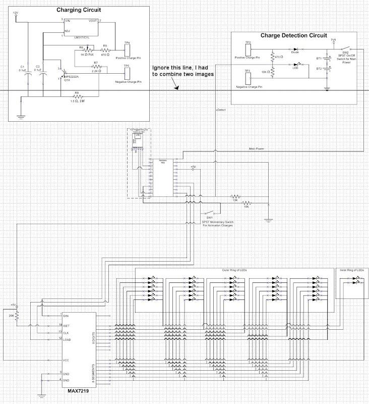Need Help Adjusting Balancer Charger Circuit For 2x Lipo