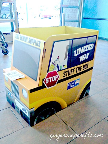 stuff the bus box