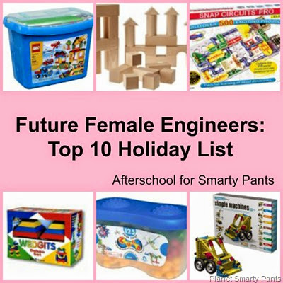 Recommendations for Girl Engineers