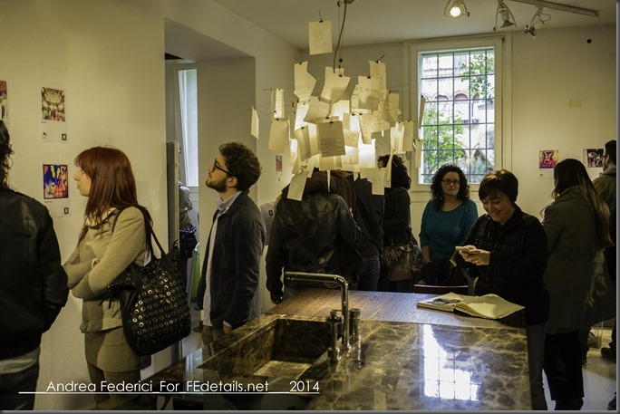 Mostra fotografica Instagramers Ferrara allo Spazio FRAU, Ferrara - Foto di Andrea Federici