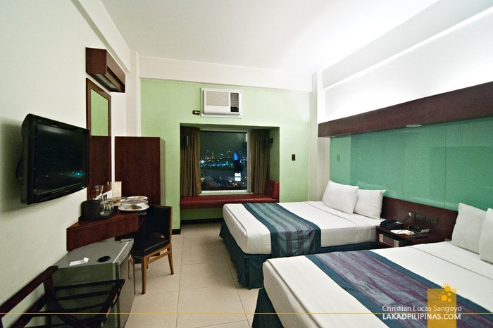 Microtel's Modern and Spacious Rooms