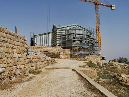 Obiective turistice Iordania: Biserica catolica de la Nebo