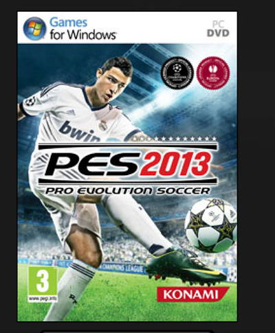 PES 2013 para Windows