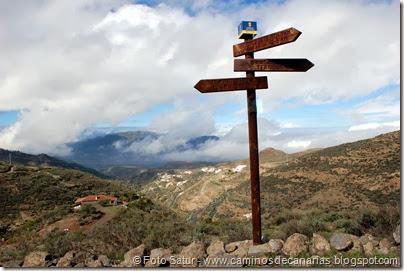 7034 Cruz Tejeda-Artenara-Guardaya(El Lavadero y Chajunco)