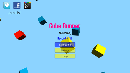 Cube Runner Ultimate
