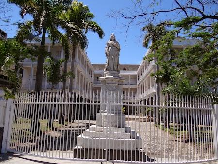 Sediul guvernului Mauritius