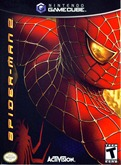 Spider-Man 2 Gamecube cover boxart
