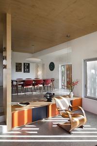 diseño-de-muebles-Casa Brown Vujcich Bossley Architects