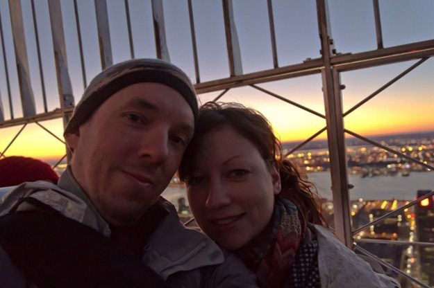 Hecktic Travels on the Empire State Building
