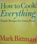 bittman cookbook