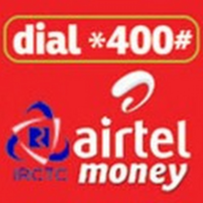 Airtel Railway Ticket Booking from Phone