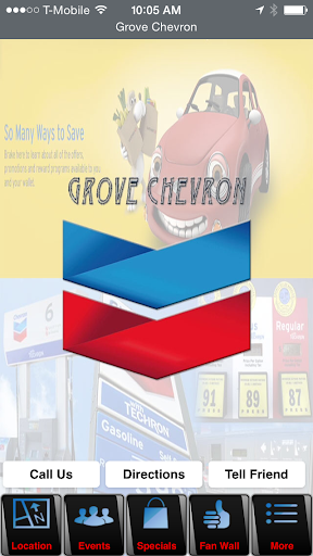 Grove Chevron