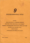 Nine Proven Magical Rites