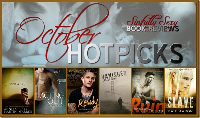October Hotpicks