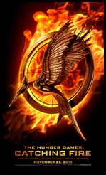 The-hunger-games-catching-fire-poster-En-llamas