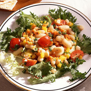 White Bean-Vegetable Salad