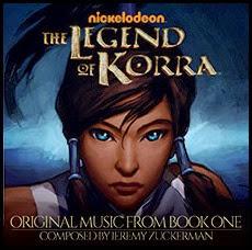 Legend of Korra CD