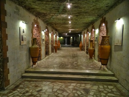 Obiective turistice Basarabia: Cricova