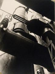 Albert Renger-Patzsch - Detail einer Benzolåsche zeche Scholven bei Buer, c1930