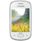 Samsung Galaxy Star Duos White