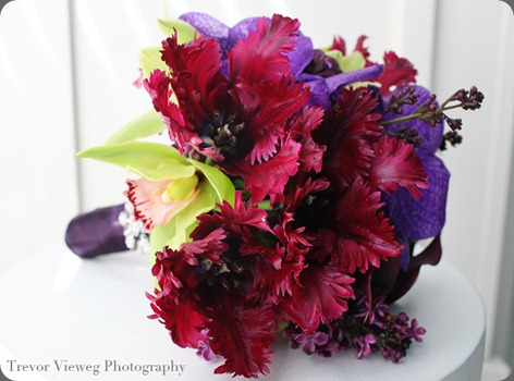black-parrot-tulip-bouquet-purple-red-wedding-bouquet karen tran