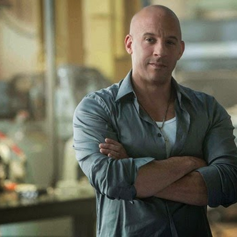 "Vin Diesel Steers ""Fast & Furious 7"" to Most Memorable Ride (Opens Apr 4)"