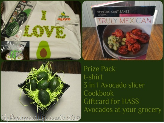 The Amazing Avocado Giveaway