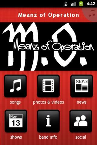 Meanz of Operation - screenshot