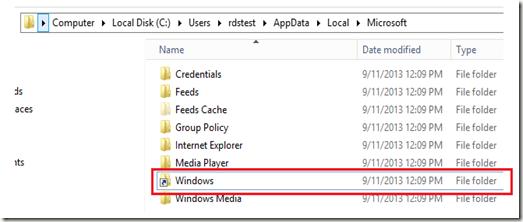 The Microsoft Platform: Using User Profile Disks (UPD) in