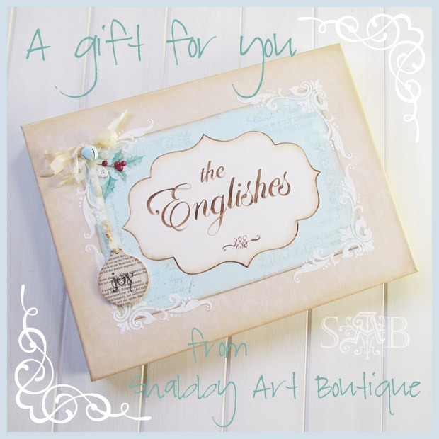 Shabby Art Boutique Gift