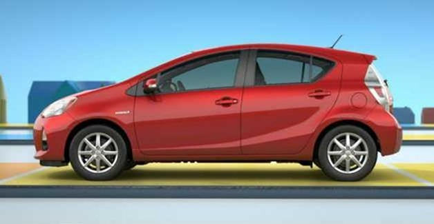 2012-Toyota-Prius-c-Four-Color-Absolutely-Red