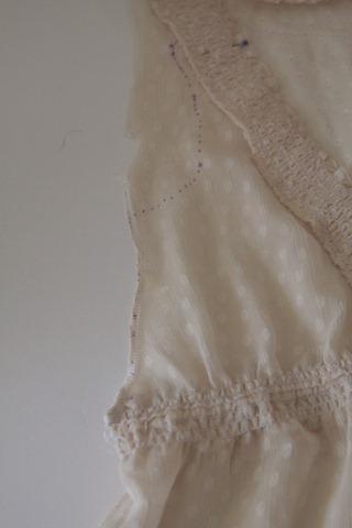 Top to Dress Refashion (24)