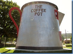 3298 Pennsylvania - Bedford, PA - Lincoln Highway (Pitt St.) - (1927) The Coffee Po
