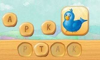 Screenshot of Smart Speller Polish (Kids)