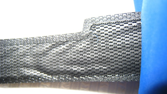RUBBER STUDDED VELCRO CLOSER