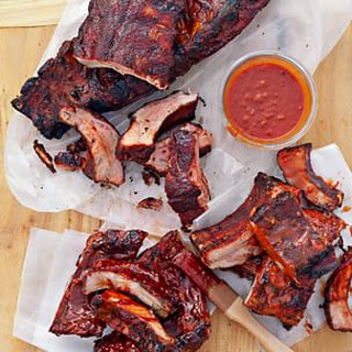 Memphis-Style Baby Back Ribs.