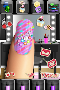 Nail Salon™ Manicure Girl Game- screenshot thumbnail