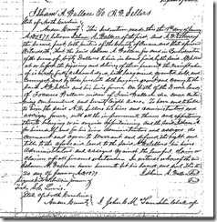 Anson County Deed BooK 22, Page 9