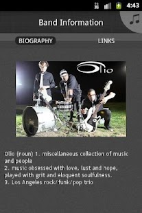 OLIO - screenshot thumbnail