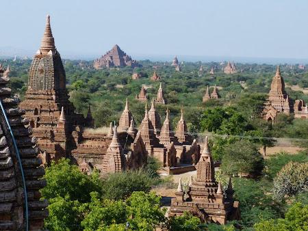 Obiective turistice Myanmar: Bagan