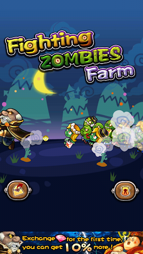Fighting Zombie Farm