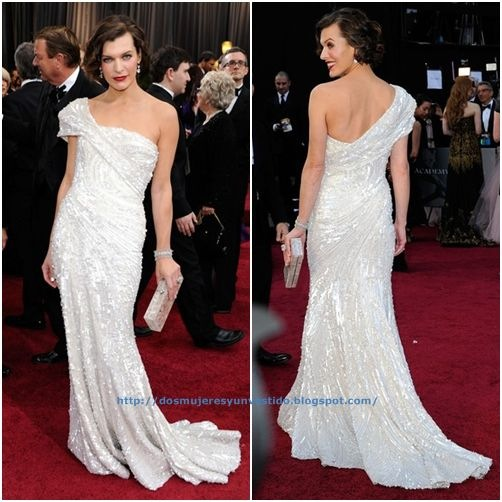 Milla Jovovich 84th Annual Academy Awards3